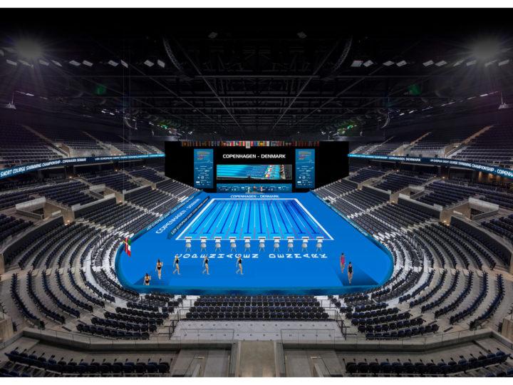 EM i svømning til december i Royal Arena